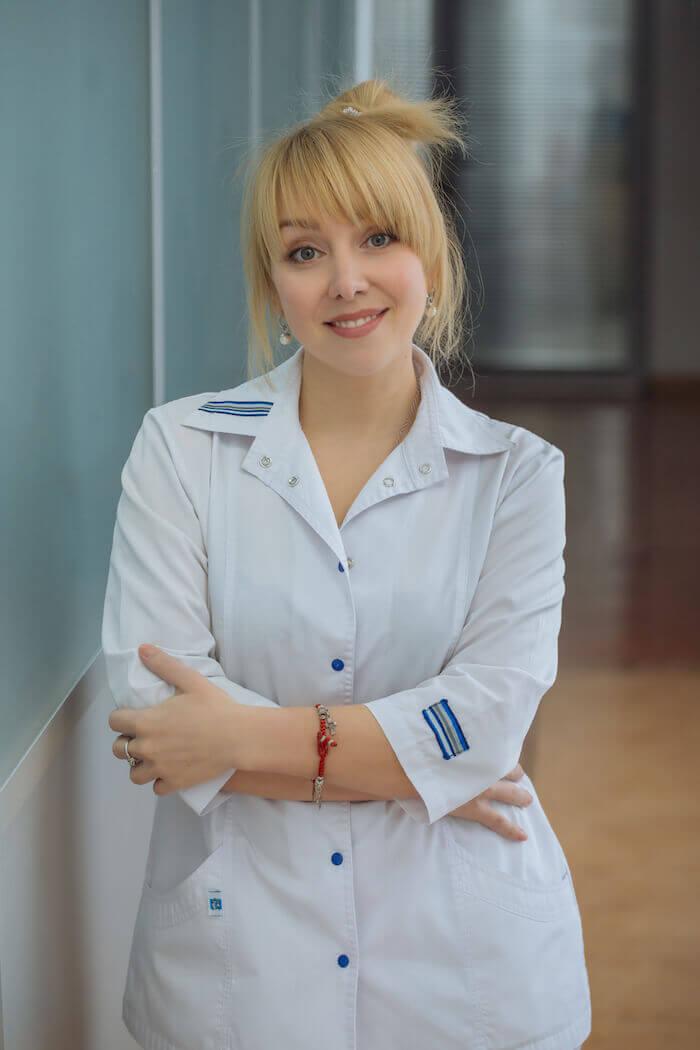 Екатерина Самокина