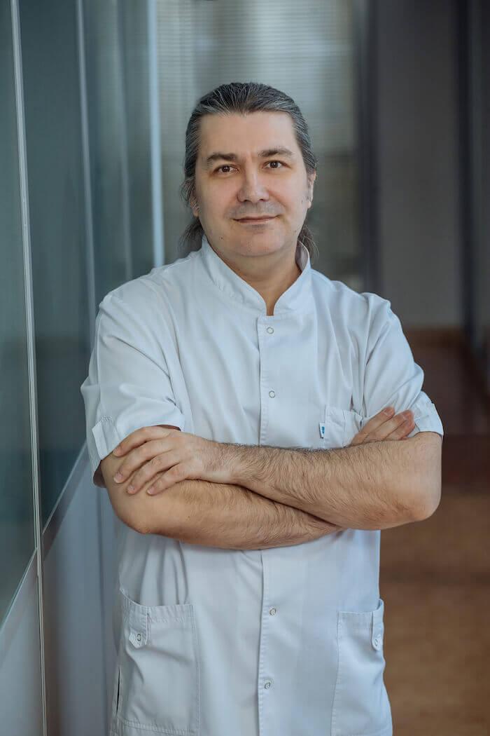 Удовиченко Александр, анестезиолог