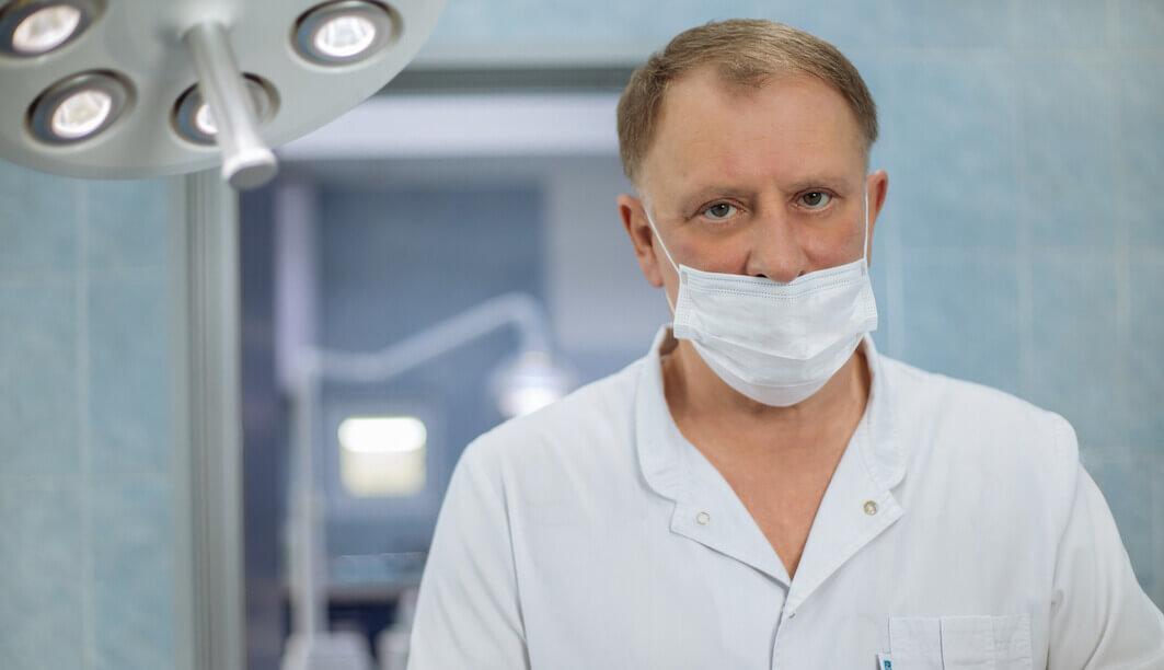 имплантация зубов, Осадчий И. А.